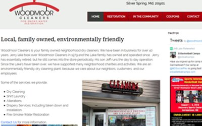 Woodmoor Cleaners